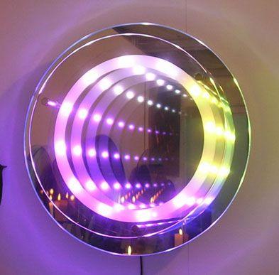 Colour Quantum Infinity